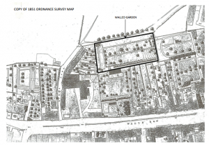 1851 OS map