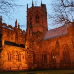 Nantwich Church