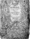 L0000059 Title Page: The Herball